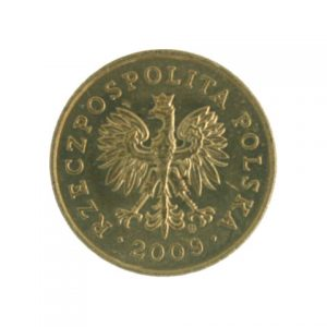 Poland 2 groszy coin