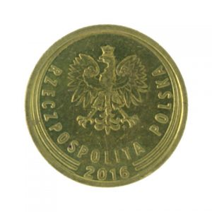 Poland 5 groszy coin